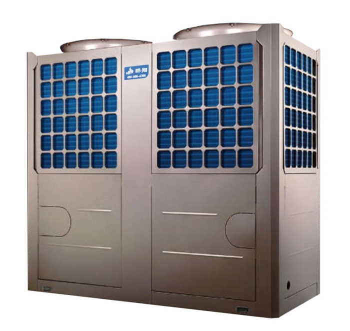 工商业用低温空气源热泵(冷水)机组