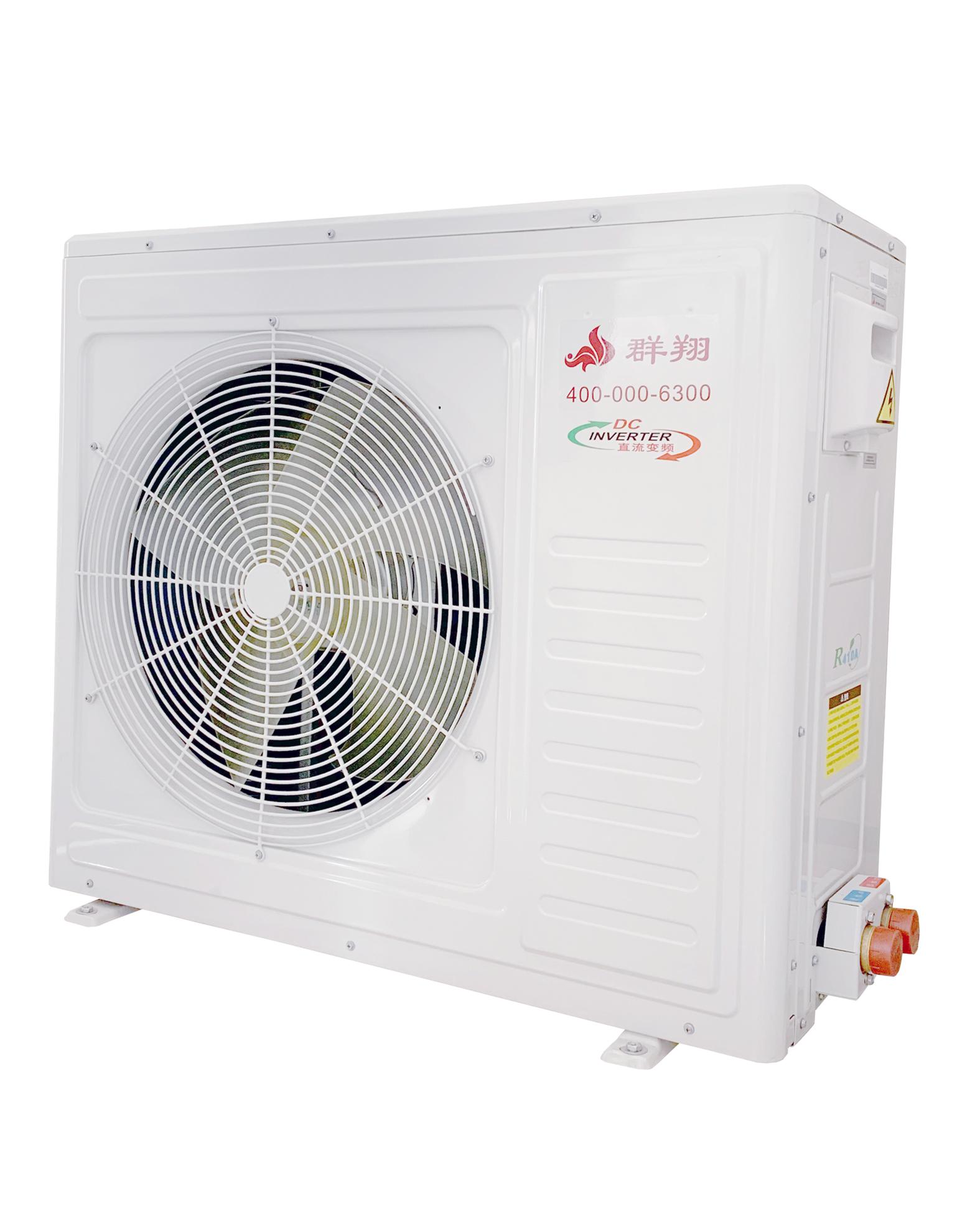 户用低温空气源热泵(冷水)机组